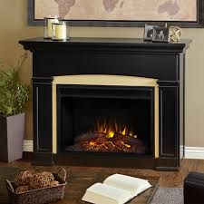 beautiful electric fireplace with mantel about 58 5 holbrook grand black electric fireplace of