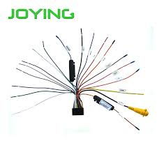 popular wiring harness cable buy cheap wiring harness cable lots joying universal iso wiring harness cable only for joying android device mainland