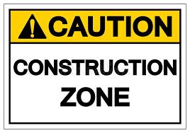 Caution Construction Zone Stock Illustrations – 3,688 Caution Construction  Zone Stock Illustrations, Vectors & Clipart - Dreamstime