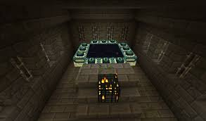 how to make an end portal in minecraft