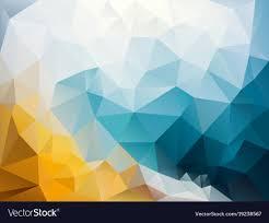 Abstract irregular polygon background ...