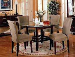 glass dining room table decor expandable dining tables how to decorate a round glass dining room