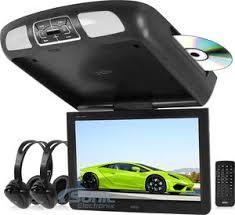 boss bv12 1mch bv121mch flip down 12 1 screen monitor dvd cd boss bv12 1mch