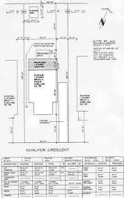 example site plan guideline
