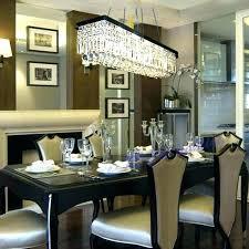 linear dining room lighting dining room crystal chandeliers chandelier modern contemporary luxury linear rectangular for