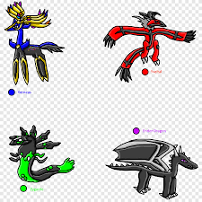Xerneas and Yveltal Pokémon X and Y Zygarde Xerneas et Yveltal,  Enderdragon, fictional Character, pokemon png