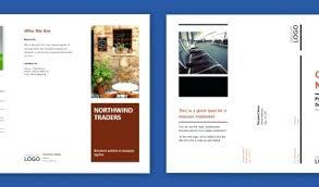 Free Online Brochure Maker Design A Custom In Create