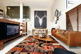 area rug for brown couch rugs living room southwestern with area rug brown rugs living room southwestern with area rug brown leather sofa large area rug to