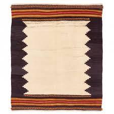 maza flat weave wool rug 4 4 x5 2