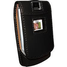motorola razr black. piel frama luxury leather case - motorola v3i \u0026 v3 razr black razr
