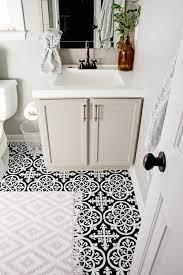 Review Of Wallpops Peel And Stick Vinyl Floor Tiles Floorpops Elizabeth Burns Design Raleigh Nc Interior Designer