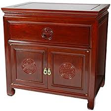 oriental furniture rosewood bedside cabinet cherry amazoncom oriental furniture rosewood korean tea table