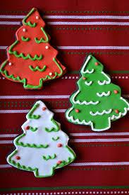 Sugar Cookie Tree Designs Chocolate Christmas Tree Sugar Cookies A Dash Of Megnut