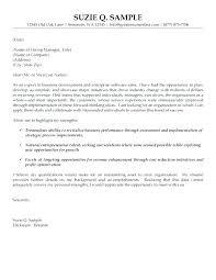 Cover Letter Business Format Business Letter Format Cover Letter