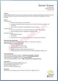 Resume Flight Attendant Resume