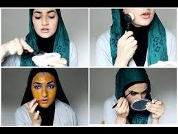 turmeric mask how often