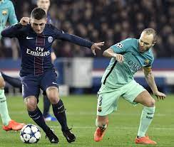 Real Madrid to pinch PSG star Marco Verratti from under the noses of  Barcelona in the summer