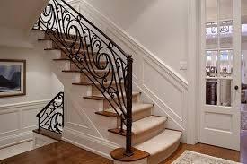 home stair railing design. view in gallery wrought iron stairs railing design home stair decoist