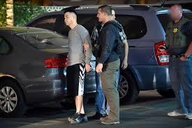 suspect robert phan 31 of garden grove is taken into custody photo by steven georges behind the badge oc