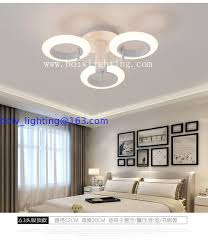 china luxurious fashion style fancy circle acrylic led ceiling ligtings bv2103c supplier