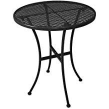 Amazon.fr : table bistrot ronde - Bolero