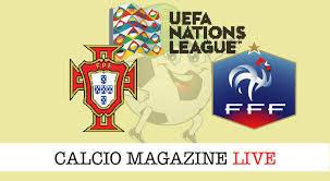 Portogallo e francia debuttano oggi a euro 2020, rispettivamente contro ungheria e germania, in quello che viene definito il 'girone della morte' per la presenza di tre superpotenze del. Portogallo Francia 0 1 Cronaca Diretta Live Risultato In Tempo Reale