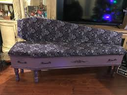 Coffin Couch  DiWHYCoffin Couch