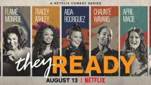 Image result for tiffany haddish presents they ready