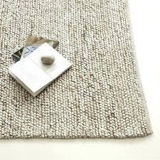 what is jute rug mini pebble wool natural ivory chunky pottery barn review jute runner rug handmade chunky wool