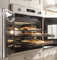 Monogram ZET1FHSS 30 Inch Built-in French Door Convection Oven with ...