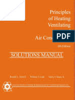 Heating Ventilating and Air-conditioning Analysis and Design (6th Ed.)