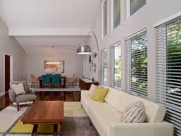 Trendy Living Room Colors Danish Modern Living Room Zampco