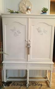 decorate furniture. Use Wall Stickers To Decorate Furniture Via Dollarstorecrafts Com F