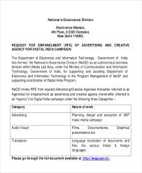 13 Sample Advertising Proposal Letters Pdf Word