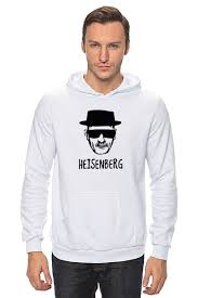 <b>Толстовка Wearcraft Premium</b> унисекс Heisenberg #632297 от ...
