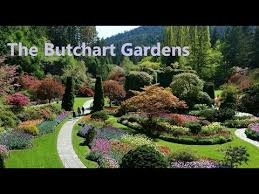 the butchart gardens victoria bc you