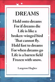 american template american dreams poem inspirational poster wall art 4th july template