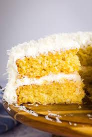 The Best Coconut Cake Recipe Yellowblissroadcom