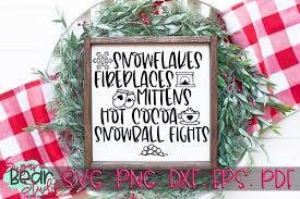 Snowflake brownie (served daily throughout the holiday season). Snowflakes Fireplaces Mittens Hot Cocoa A Winter Svg 325484 Svgs Design Bundles Winter Svg Sympathy Cards Svg