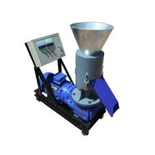 Pellet Mill Making Compound Fodder For Poultry,Livestock,Pet Feed ...