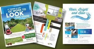pool service flyers. Home Maintenance Marketing Flyers - Landscaping, Pool Service, House Painting Service