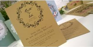 Print Save The Date Cards Bespoke Save The Date Cards Kaizen Print