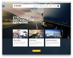 38 Top Transportation Logistics Wordpress Themes 2019