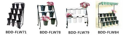 Flower Display Stands Wholesale Bddflw100 Wholesale Cut Flower Display Racks 100 Vase Floral Stand 21