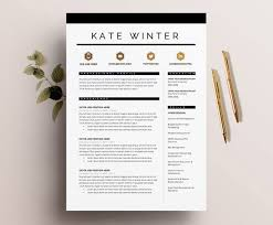Perfect Decoration Resume Design Templates 20 Beautiful Free Resume