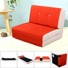 futon chair bed folding sofa bed modern convertible split back linen futon sofa chair living room