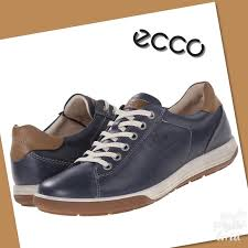 New Ecco Leather Chase Ii Sneakers Shoes 37
