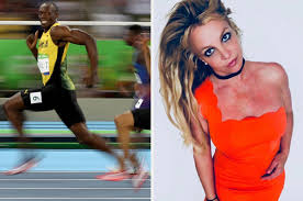 I'm a beginner and it's kind of hard to let go …. According To Britney Spears Instagram About Her Running Time She S The Fastest Human On The Planet