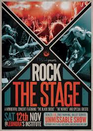 rock the stage flyer template tds psd flyer templates rock the stage flyer template
