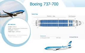 Boeing 737 700 Winglets Seating Chart Aerolineas Argentina Airlines Boeing 737 700 Aircraft